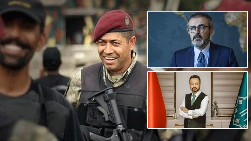 Mahir Ünal ve Mehmet Gürbüz'den şehit Ömer Halisdemir paylaşımı