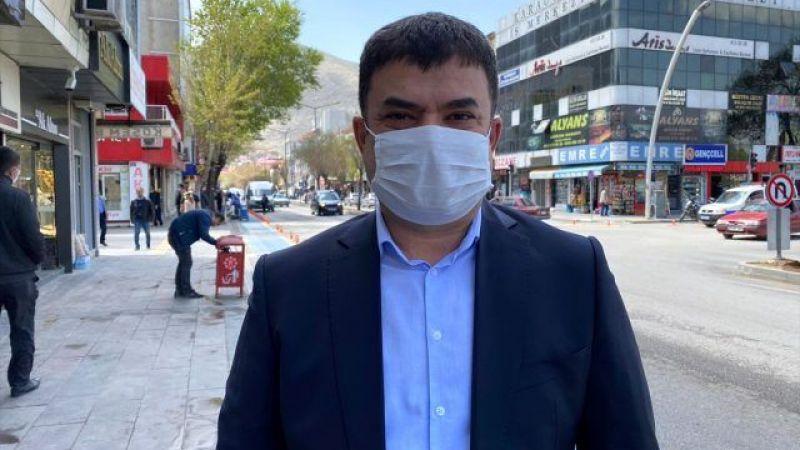 Kemal Şahin: Elbistanlı esnaflar 1 Mart'ı bekliyor