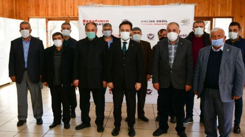 Elbistan ekonomisinin pandemi sonrası planlaması yapıldı