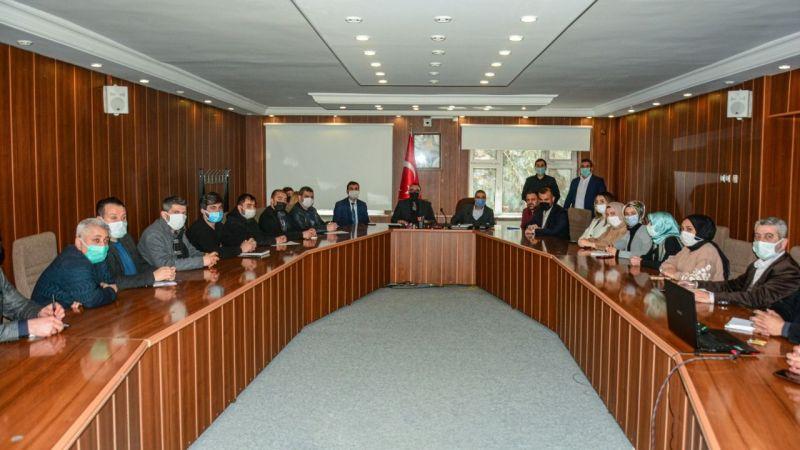 Elbistan Belediyesi personeline resmi yazışma semineri