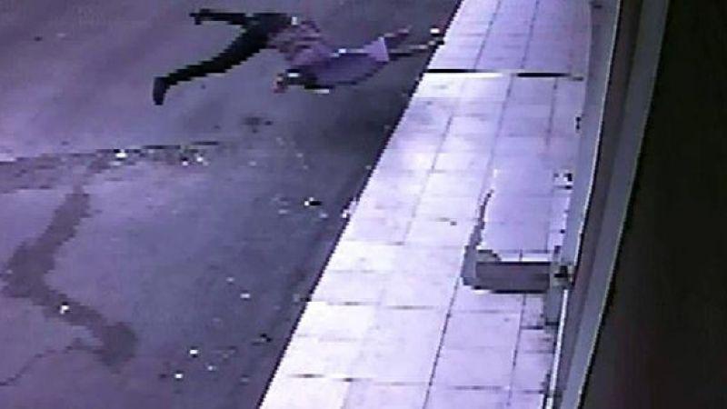 Kahramanmaraş'ta korkutan olay: Evinin balkonundan kafasının üstüne düştü!