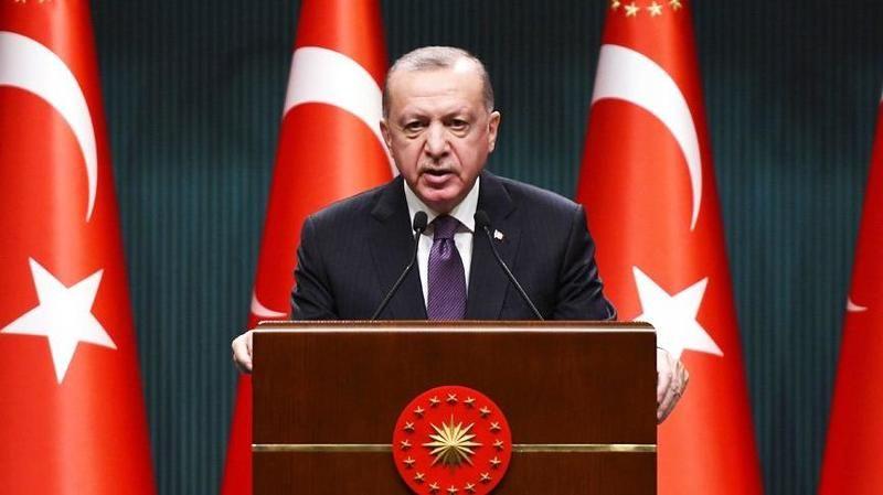 Cumhurbaşkanı Erdoğan: Tam kapanmaya geçiyoruz