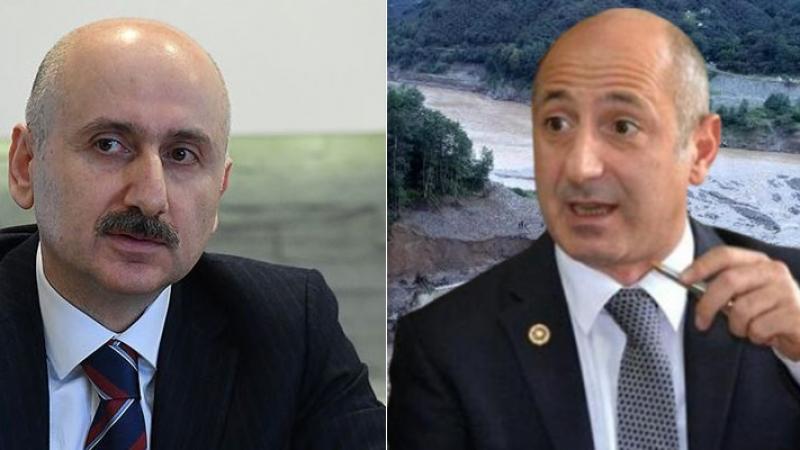 Ali Öztunç'tan Ulaştırma Bakanına istifa çağrısı