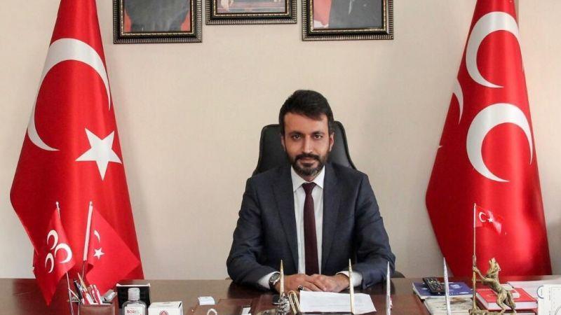 MHP İlçe Başkanı Bostan: Bayram zulümlerin bitmesine vesile olsun