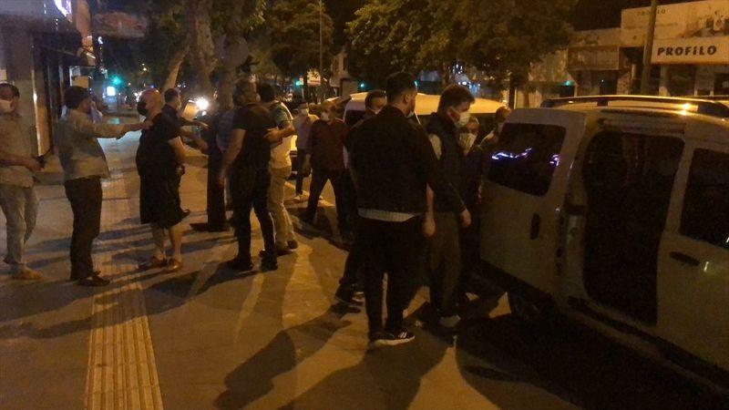Kahramanmaraş'ta kumar baskını! 27 kişiye rekor para cezası