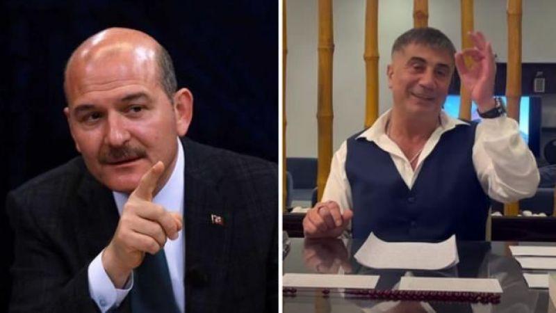 Bakan Soylu'dan Sedat Peker'e: Müptezel operasyon elemanı, fare gibi...