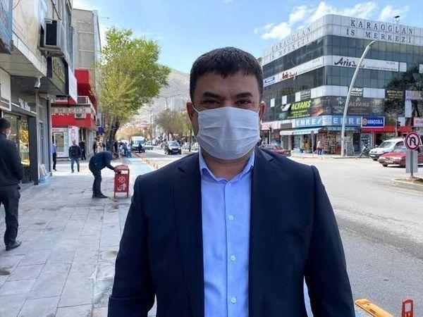 Başkan Şahin: Elbistan'da Pazartesi günü tüm işletmeler açılmalı