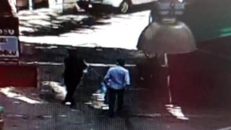Kahramanmaraş caddesinde rastgele ateş açan kişi intihar etti!