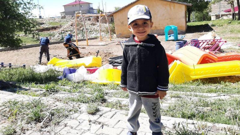 Elbistan'da oyun grupları yenileniyor