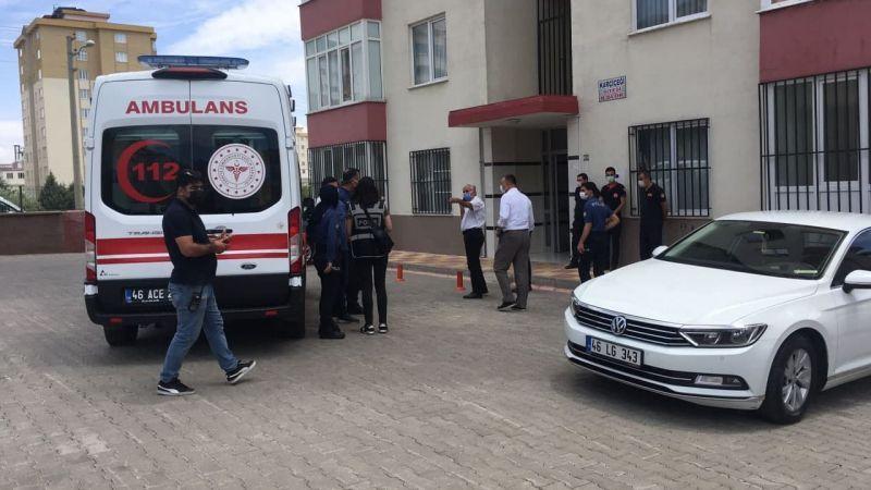 Andırın'da polis memuru beylik silahı ile intihar etti!