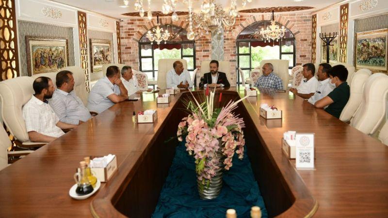 Başkan Gürbüz: Elbistan Besi OSB ile birlikte kırmızı ette yeniden ihracatçı olacak