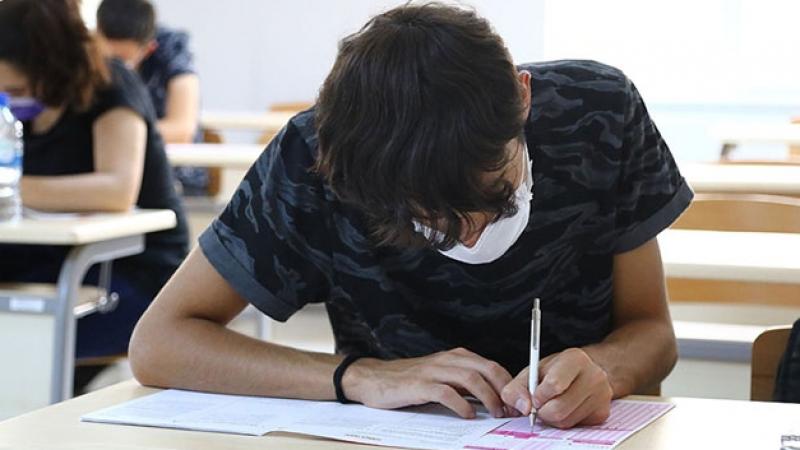 Elbistan'da 7 bin 300 aday iyi bir üniversite için YKS'de ter dökecek
