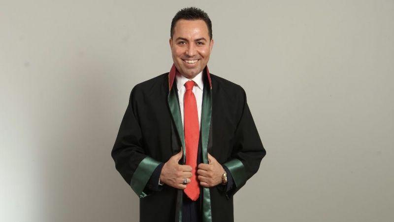 Avukat Sinan Ölker, Kahramanmaraş Baro Başkanlığına adaylığını açıkladı