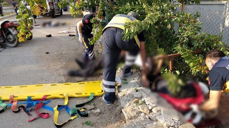 Ekinözü'nde motorsiklet kazasında ölenlerin sayısı 3'e yükseldi