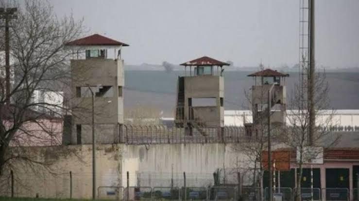 Elbistan cezaevinde bir mahkum canına kıydı