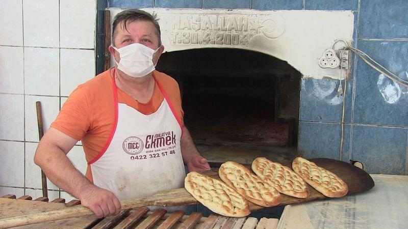"""""""İnsanlık ölmemiş"""" dedirten iyilik! Fırını kapatıp gün boyu ücretsiz ekmek dağıttırdı"""