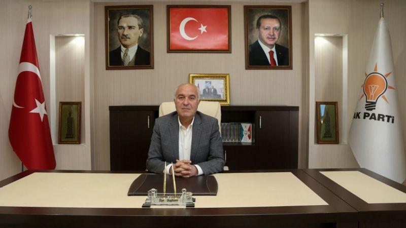 Ahmet Tıraş: Bayramı'mızı en içten dileklerimle kutluyorum