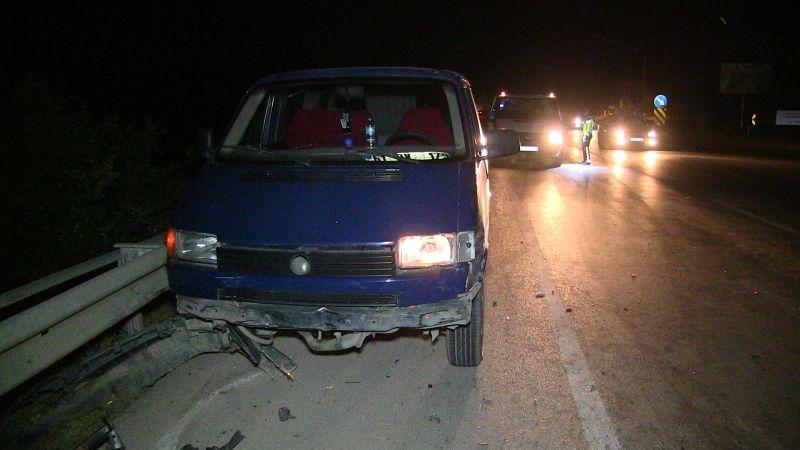 Elbistan'da ki trafik kazalarında 4 kişi yaralandı