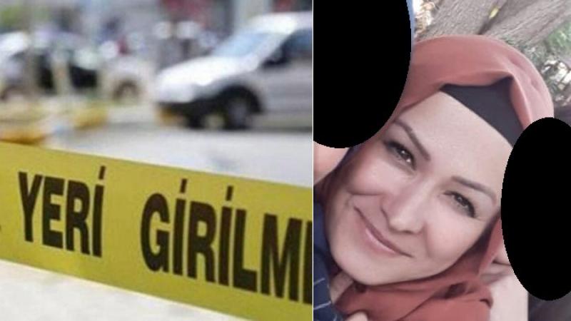 Afşin'de boşanma aşamasındaki eşini öldürdü