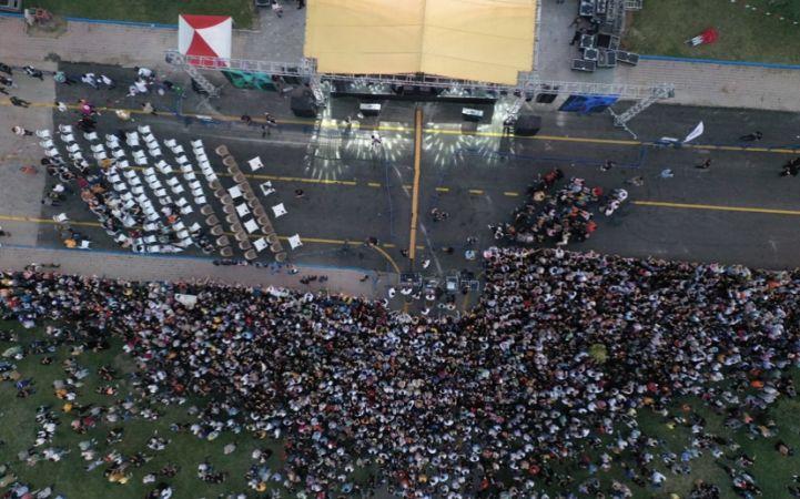 Elbistan Festivali büyük bir coşku ile devam ediyor
