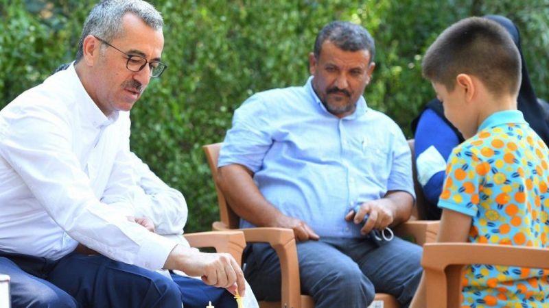 Başkan Güngör 4 İlçe 20 mahalle ziyareti gerçekleştirdi