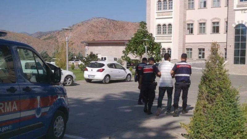 Kahramanmaraş'ta sahte jandarma gerçek jandarmaya yakalandı