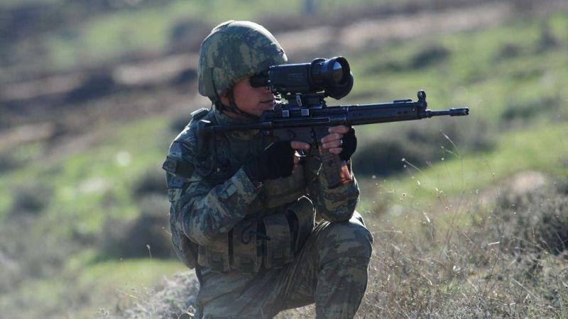 Milli Savunma Bakanlığı: 2 terörist etkisiz hale getirildi