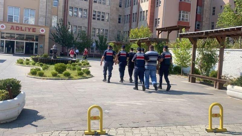 Kahramanmaraş'ta baz istasyonundan kablo çalan hırsızlar tutuklandı