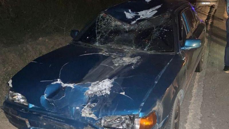 Elbistan'da feci kaza! Otomobil ile bisiklet çarpıştı: 1 ölü