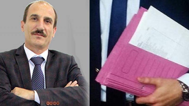 Tazminat davasını kaybeden Kahramanmaraşlı o gazeteciye haciz!