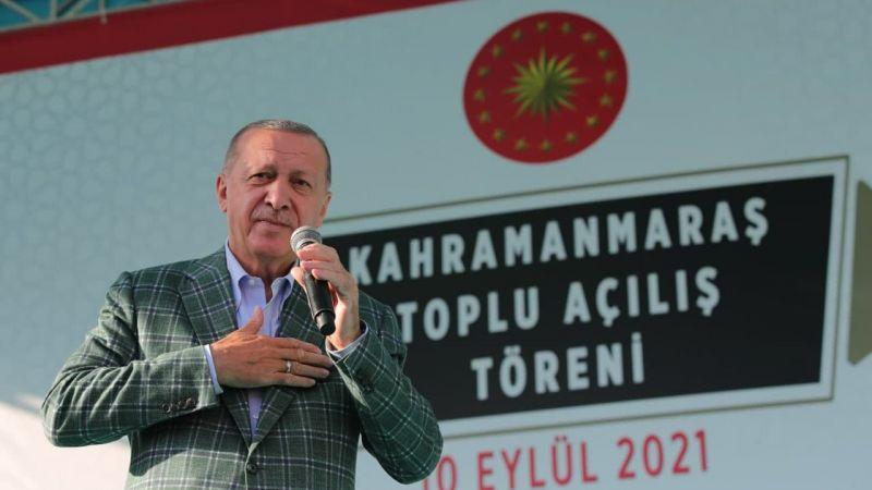 Cumhurbaşkanı Erdoğan: 19 yılda Kahramanmaraş'a 38 katrilyon lira yatırım yaptık