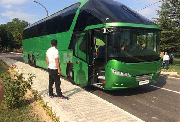 Sakaryaspor'da eve dönüş