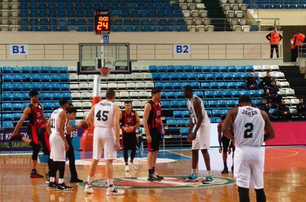 Büyükşehir Basket Es'ti gürledi...