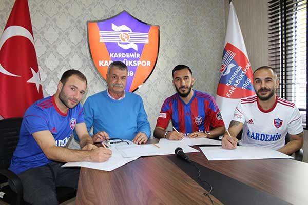 Murat Akın resmi imzayı attı