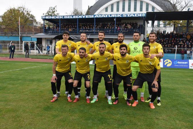 Serdivanspor'dan 3 gol 3 puan