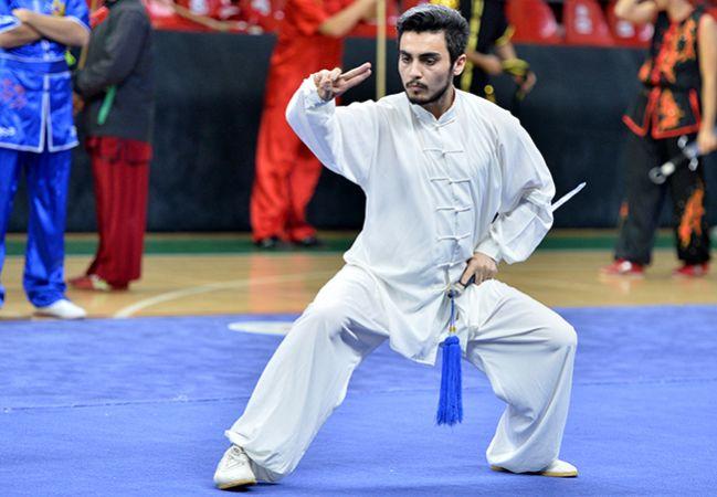 Wushu Türkiye Şampiyonası sona erdi