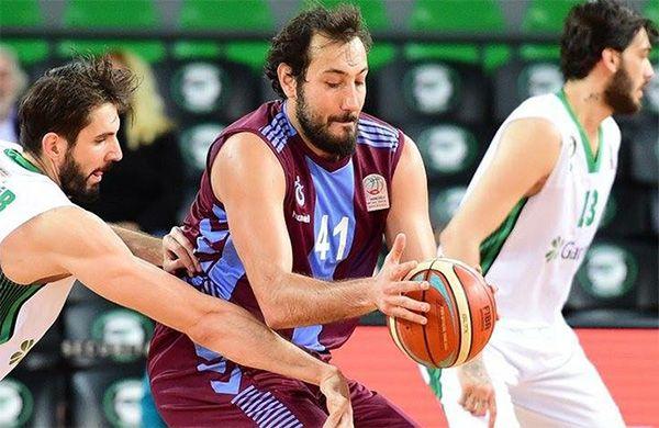 Büyükşehir Basket'te Bora Hun Paçun sesleri