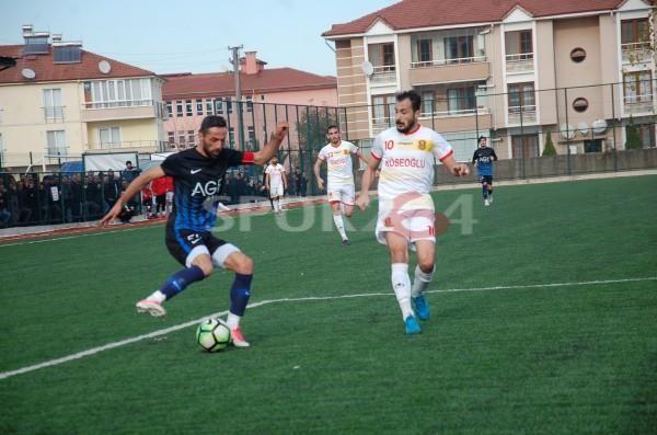Hendekspor Karasu'dan Şen Döndü: 1-4