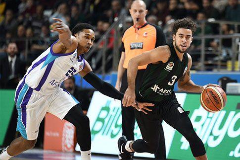 Sakarya Büyükşehir Belediye Basketbol'da ayrılık