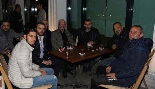 Yönetimden Samsunspor'a hoşgeldiniz ziyareti