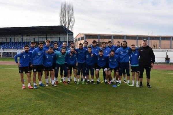 Hendekspor Çilimli Belediyespor maçına hazır