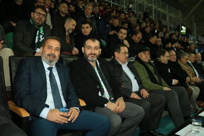 Samsunspor'dan teşekkür mesajı