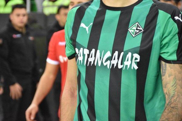 Sakaryaspor'un sponsoru Tatangalar!