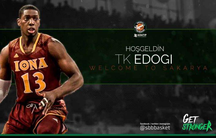 TK Edogi Adatıp Sakarya Büyükşehir Basketbol'da