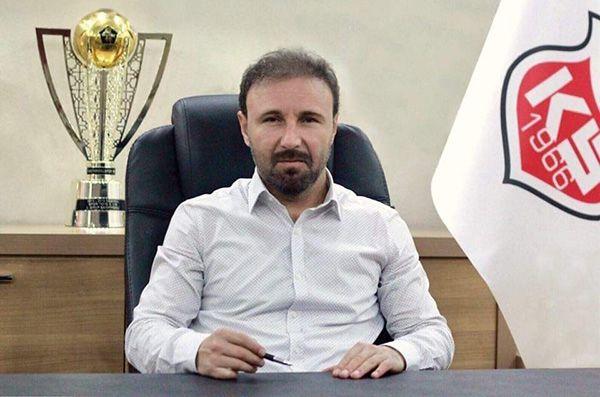 Kastamonu 1966 başkanı Arpacıoğlu istifa etti