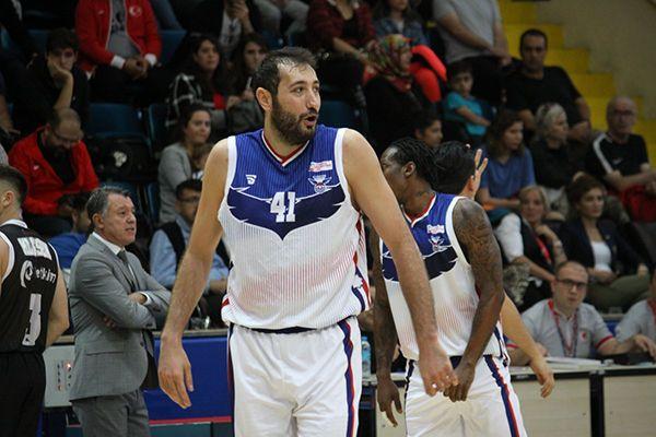 Bora Hun Paçun Büyükşehir Basketbol'da
