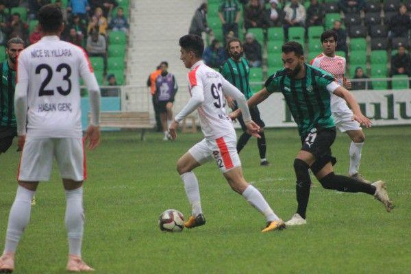 Gaziantepspor, Amatöre düştü