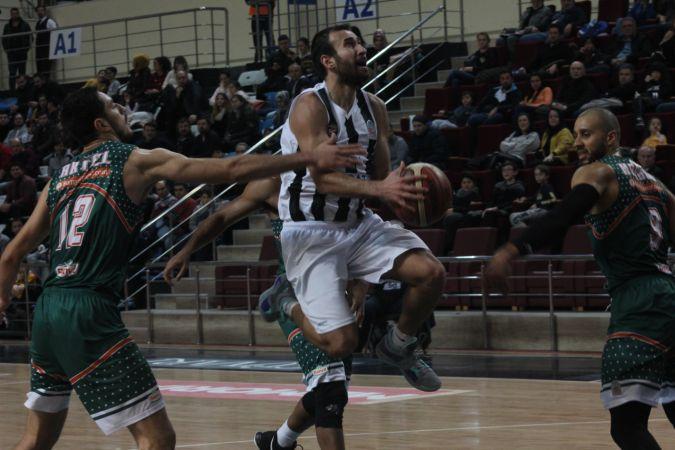 Büyükşehir Basketbol yine mağlup