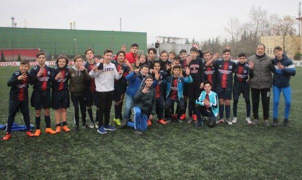 Kritik maçta gülen taraf Ada FK oldu