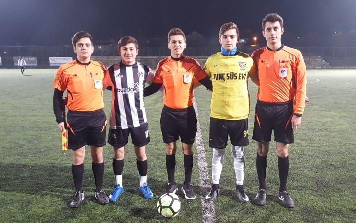 Geyvespor U19 1.Amatörü garantiledi